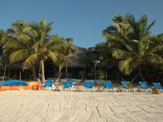 Perfect beach home!   Weddings, Families, Couples - Tulum vacation rentals