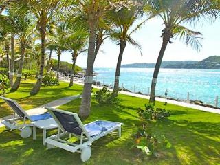 Lovely beachfront cottage on two levels with access to tennis WV RLD3 - Saint Barthelemy vacation rentals