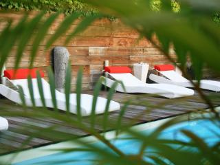 Villa & cars Sainte Anne for 8 - Sainte Anne vacation rentals