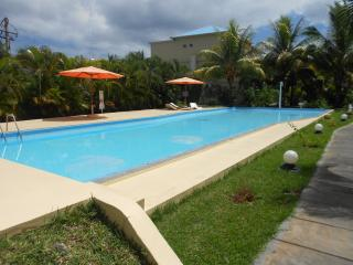 In Flic-en-Flac on Mauritius Island, modern luxury apartment with two terraces - Mauritius vacation rentals