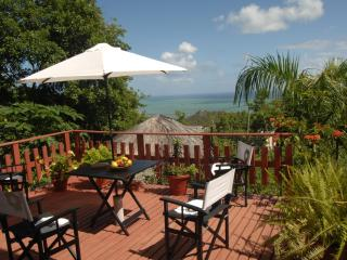 On the Rodrigues Island, charming villa with garden and view of the Ocean - Rodrigues Island vacation rentals