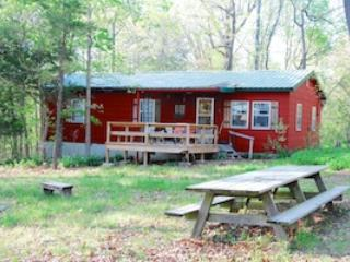 Cottage at Indian House Bluff - Indian House Bluff Cottage (scenic rental) - Dixon - rentals