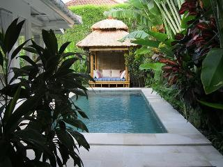 Rumah Putih, 2Bed Villa in center of Seminyak - Bali vacation rentals