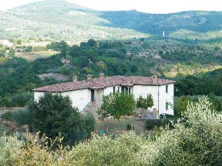 Umbrian Charming Villa Restored 1800'S, 6 LUXURY SUITES with Pool and WI/FI. - Umbria vacation rentals