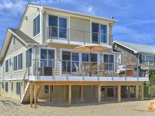 Oceanfront Home, 7 Bedrooms On The Beach-Firepit - Point Pleasant Beach vacation rentals
