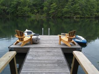 Mountain Lake Front House on Cedar Cliff Lake - Smoky Mountains vacation rentals