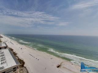 Grand Panama 1707. 2 Bed, 2 Bath Condo. Gulf Front! Sleeps 8! - Panama City Beach vacation rentals