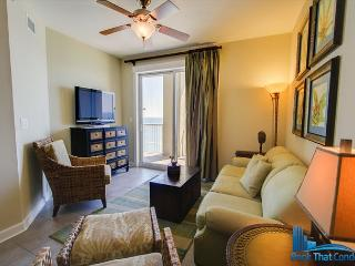 Grand Panama 1702. Stunning Gulf Views! 2 Bed, 2 Bath. Sleeps 8! - Panama City Beach vacation rentals