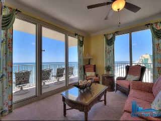 Shores of Panama 1501-3 Bed, 3 Bath-Gulf Front-Sleeps 8-BOOK NOW! - Panama City Beach vacation rentals