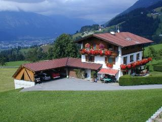 Mountain apartment in Austria with two balconies - Tirol vacation rentals
