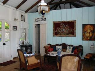 HOUSE ON THE PATH Cottage on the island of SABA - Saba vacation rentals