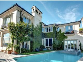 Mansion with 360 degree views above Sunset Blvd - Newport Beach vacation rentals