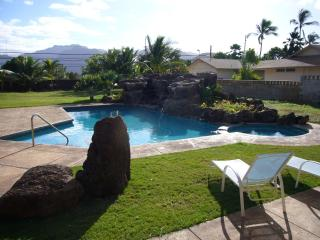 Oceanfront Estate, Pool, Gated, best sunsets! - Waianae vacation rentals