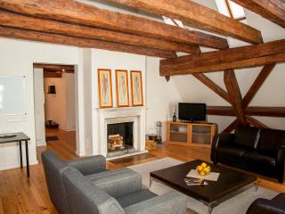 658 yr old Medieval Penthouse in the Old Town - Tallinn vacation rentals