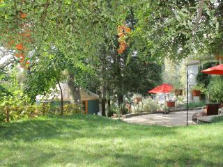 Charming Yurt Walk to Town/Canyon - Auburn vacation rentals