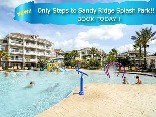 **September Special** Steps to Splash Park - Prime Ground Floor Location only Seconds to TWO Pools - Disney vacation rentals
