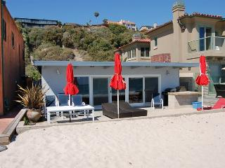 Adorable Nautical Beach Cottage on the Sand 201 - Capistrano Beach vacation rentals