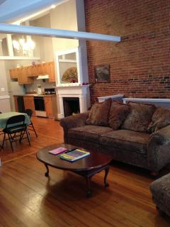 Beautiful 1 bedroom w/Parking - Boston vacation rentals