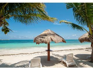 Palma Real, 1 BR Condo on Beach in Puerto Morelos - Yucatan-Mayan Riviera vacation rentals