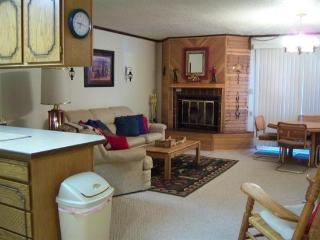 Ski in and out to Navajo Lift area, ground level entrance, and beautiful interior! - Brian Head vacation rentals