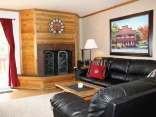 Walk off the back deck and onto the SLOPES! - Brian Head vacation rentals