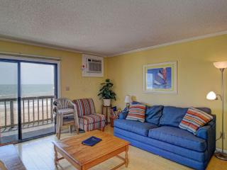 Topsail Reef 222 Oceanfront! | Building 3, Floor 2, Tennis Courts, Grill Area, Internet - North Topsail Beach vacation rentals