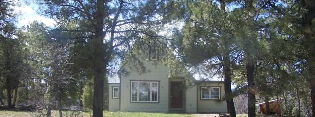 front (east) - Peaceful, Quiet, yet close to Everything - Pagosa Springs - rentals