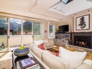 Diamondtooth Penthouse Unit 2 - 2 Bd / 2.5 Ba - Sleeps 4 - Deluxe Condo - Ideal Central Location - 2 Blocks from Ski Area & Town - Telluride vacation rentals