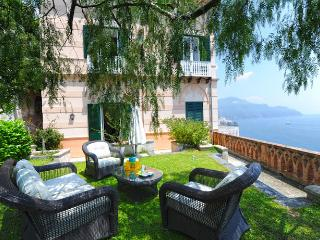 Great Views, Unique Garden, Walk to Beach & Town - Amalfi vacation rentals