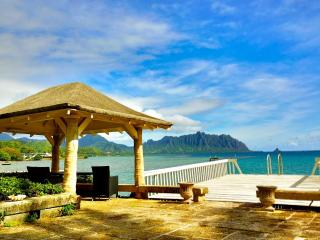 OCEANFRONT DREAMHOUSE - Kaneohe vacation rentals