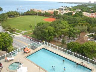 Breathtaking Bay and Pool views 1/2 in Coconut Grove! - Coconut Grove vacation rentals