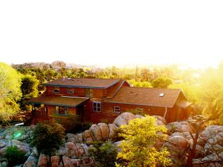 Amazing  Grace  Bed and Breakfast  Prescott, AZ. - Prescott vacation rentals