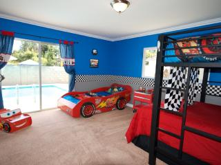 Wonderland Home! With Disney-Themed Rooms! Pool and Spa, See the Fireworks! - Anaheim vacation rentals