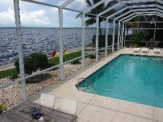 River Dream - 3 Bedrooms, 2.5 Baths, Electric Heated Pool, Riverfront, Southern Exposure - Fort Myers vacation rentals