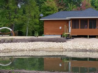 The Luxe on Dovey Pond - Screened in porch! - New Lisbon vacation rentals