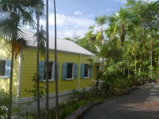 Palm Cottage-in gated community on Water Island - Water Island vacation rentals