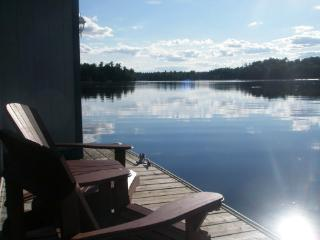 Loon Lake Waterfront Cottage - near Westport, ON - Gananoque vacation rentals