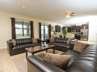 Spectacular 6 Bedroom, 6 Bathrooms Pool Home In Champions Gate. 1508MVD - Orlando vacation rentals