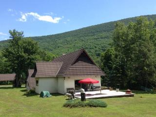 Private home on secluded estate near Hunter Mt, NY - Catskills vacation rentals