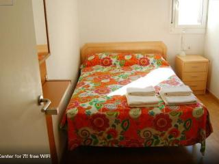 City Center for 7!! free WIFI - Barcelona vacation rentals