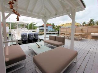 Waterside, south finger. - Antigua and Barbuda vacation rentals