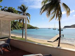 Rainbow, Beach Cottage, Galleon Beach - Antigua and Barbuda vacation rentals