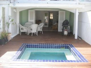 Villa 332F with a private plunge pool - Jolly Harbour vacation rentals