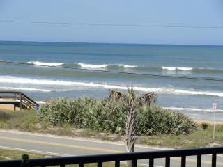 Beautiful spacious beach condo with incredible views - Ormond Beach vacation rentals