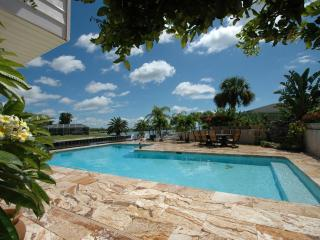 Banana River Waterfront with PRIVATE DOCK, BOATS and HUGE POOL - Merritt Island vacation rentals