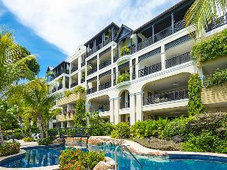 Sandy Cove #201 at St. James, Barbados - Beachfront, Gated Community, Communal Pool - Terres Basses vacation rentals