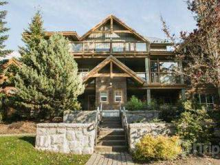 Glacier Reach 2 bed/2 bath corner townhouse with private Hot Tub - Whistler vacation rentals