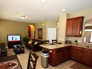 Stunning 6 Bedroom 4 Bathroom Home With Private, South Facing Pool. 2540AB - Disney vacation rentals