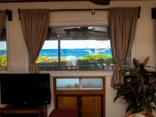 KeAloha Beachfront Estate = Sep-Oct Special 250/nt - Laie vacation rentals
