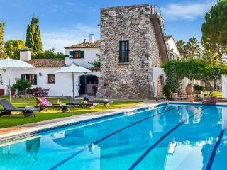 Masia Pairal - Magnificent manor house with pool, 2 minute drive to town of San Pere de Ribes - Sitges vacation rentals